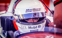 Gil de Ferran, Marlboro Grand Prix of Miami, CART race, March 26, 2000.  (Photo by Brian Cleary/bcpix.com)