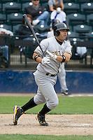 June 1, 2008: Salt Lake Bees' Kendry Morales at-bat during a Pacific Coast League game against the Tacoma Rainiers at Cheney Stadium in Tacoma, Washington.