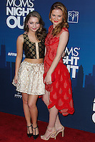 """HOLLYWOOD, LOS ANGELES, CA, USA - APRIL 29: Sammi Hanratty, Sarah Drew at the Los Angeles Premiere Of TriStar Pictures' """"Mom's Night Out"""" held at the TCL Chinese Theatre IMAX on April 29, 2014 in Hollywood, Los Angeles, California, United States. (Photo by Xavier Collin/Celebrity Monitor)"""
