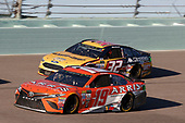 Monster Energy NASCAR Cup Series<br /> Ford EcoBoost 400<br /> Homestead-Miami Speedway, Homestead, FL USA<br /> Sunday 19 November 2017<br /> Daniel Suarez, Joe Gibbs Racing, ARRIS Toyota Camry<br /> World Copyright: Matthew T. Thacker<br /> LAT Images