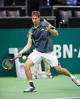 11-02-13, Tennis, Rotterdam, ABNAMROWTT, Florian Mayer