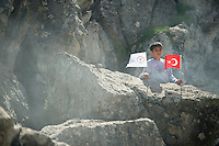 young fan<br /> <br /> Tour of Turkey 2014<br /> stage 3