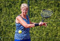 Etten-Leur, The Netherlands, August 26, 2017,  TC Etten, NVK, Geske Dijkstra (NED)<br /> Photo: Tennisimages/Henk Koster