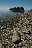 Sucia Island, San Juan Islands, Washington, US