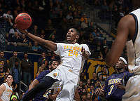 CAL Basketball vs Alcorn State, November 15, 2014