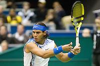 20-2-08, Netherlands, Rotterdam ABNAMROWTT 2008, Rafael Nadal