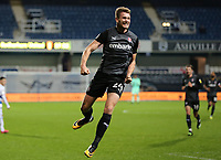 EDIT: Michael Smith of Rotherham United celebrates his first goal during Queens Park Rangers vs Rotherham United, Sky Bet EFL Championship Football at The Kiyan Prince Foundation Stadium on 24th November 2020