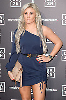 Shannon Courtnay<br /> arrives for the Dazn x Matchroom VIP Launch Event at the German Gymnasium Kings Cross, London<br /> <br /> ©Ash Knotek  D3569  27/07/2021