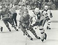 1978<br />  FILE PHOTO - ARCHIVES -<br /> <br /> Lafleur, Guy a Toronto <br /> <br /> 1978<br /> <br /> PHOTO : Doug Griffin  - Toronto Star Archives - AQP