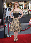 Deborah Ann Woll attends The Los Angeles Premiere for the seventh and final season of HBO's series TRUE BLOOD held at The TCL Chinese Theater in Hollywood, California on June 17,2014                                                                               © 2014 Hollywood Press Agency