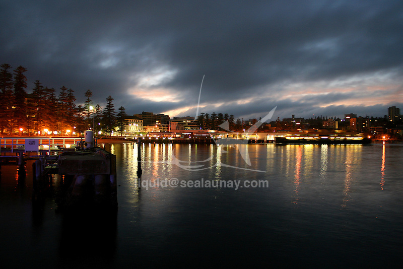 Stroll around Manly early in the morning.