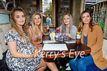 Enjoying the evening in Molly J's in Benners on Friday evening, l to r: Mary Ellen Donovan, Theresa and Claire Lee and Salome McDonnell.