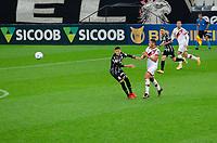 São Paulo (SP), 30/05/2021 - CORINTHIANS-ATLÉTICO-GO - Adson, do Corinthians. Corinthians e Atlético-GO, a partida é válida pela primeira rodada do Campeonato Brasileiro 2021, Neo Química Arena, domingo (30).