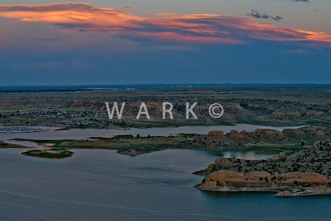 Sunset Lake Pueblo.  June 2014. 85062