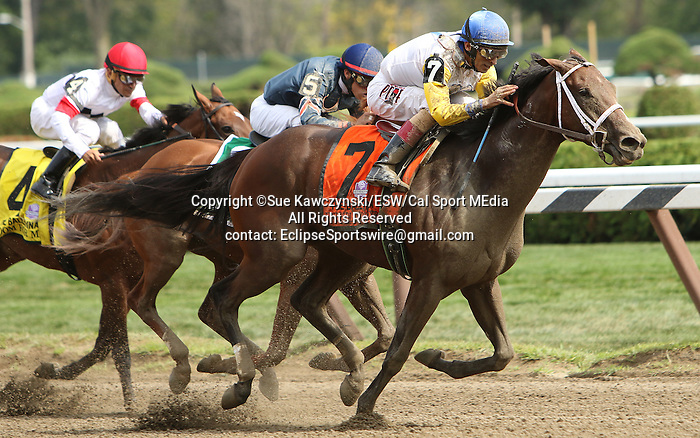 August 29 2015: Unbridled Forever with John Velazquez win the $500,000 Grade I Ballerina Stakes for fillies & mares, 3-year olds & up going 7 furlongs at Saratoga Racetrack.  Trainer Dallas Stewart. Owner Charles Fipke. Sue Kawczynski/ESW/CSM