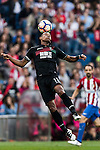 Gabriel Silva of Granada CF in action during their La Liga match between Atletico de Madrid and Granada CF at the Vicente Calderon Stadium on 15 October 2016 in Madrid, Spain. Photo by Diego Gonzalez Souto / Power Sport Images