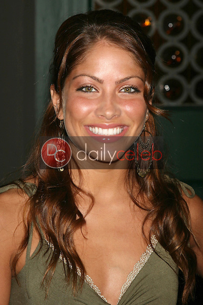 Valarie Ortiz<br />at the opening party for the Lloyd Klein Flagship Store. Lloyd Klein Flagship Store, Los Angeles, CA. 11-14-06<br />Dave Edwards/DailyCeleb.com 818-249-4998