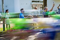 Ravitailment, feedzone<br /> <br /> Binckbank Tour 2017 (UCI World Tour)<br /> Stage 1: Breda (NL) > Venray (NL) 169,8km