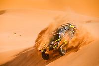 5th January 2021; Dakar Rally stage 3; 339 Baragwanath Brian (zaf), Perry Taye (zaf), Century, Century Racing, Auto, action during the 3rd stage of the Dakar 2021 between Wadi Al Dawasir and Wadi Al Dawasir, in Saudi Arabia on January 5, 2021
