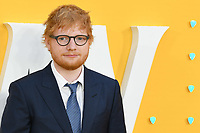 """LONDON, UK. June 18, 2019: Ed Sheeran arriving for the UK premiere of """"Yesterday"""" at the Odeon Luxe, Leicester Square, London.<br /> Picture: Steve Vas/Featureflash"""
