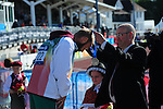 IPC European Athletics Championship 2014<br /> Swansea University<br /> <br /> Medal ceremony: Men's triple jump T47.<br /> <br /> 20.08.14<br /> Chris Vaughan-SPORTINGWALES