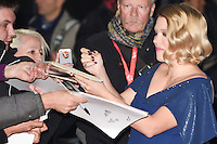 """Lea Seydoux<br /> at the London Film Festival 2016 premiere of """"It's Only the End of the World"""" at the Odeon Leicester Square, London.<br /> <br /> <br /> ©Ash Knotek  D3180  14/10/2016"""
