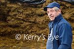 Kenny Jones, the new chairman of the Kerry IFA at home on his farm in Kielduff Tralee