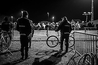 ready for a bike change <br /> <br /> Elite Men's race<br /> Superprestige Diegem 2016