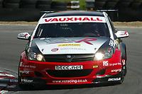 Round 3 of the 2004 British Touring Car Championship. #6. Colin Turkington (IRL). VX Racing. Vauxhall Astra Sport Hatch.