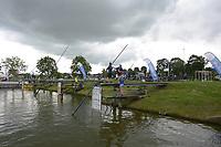 FIERLJEPPEN: IJLST: 07-08-2021, 2e klas, ©foto Martin de Jong
