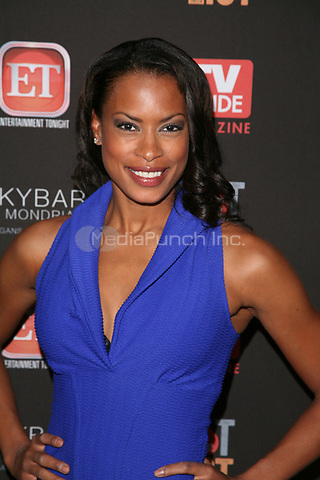 WEST HOLLYWOOD, CA - NOVEMBER 12:  Kearran Giovanni at TV Guide Magazine's 2012 Hot List Party at SkyBar at the Mondrian Los Angeles on November 12, 2012 in West Hollywood, California. Credit: mpi21/MediaPunch Inc.