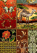 Kris, ETHNIC, paintings,+camel++++,PLKKE376,#ethnic# Africa