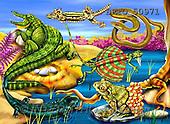Alfredo, CUTE ANIMALS, puzzle, paintings(BRTO50971,#AC#) illustrations, pinturas, rompe cabeza
