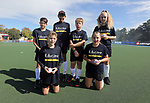 Ball kids during the Women's North v South hockey match, St Pauls Collegiate, Hamilton, New Zealand. Saturday 17 April 2021 Photo: Simon Watts/www.bwmedia.co.nz
