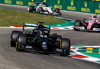 6th September 2020; Autodromo Nazionale Monza, Monza, Italy ; Formula 1 Grand Prix of Italy, Race Day;  44 Lewis Hamilton GBR, Mercedes-AMG Petronas Formula One Team