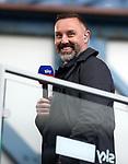 02.05.2021 Rangers v Celtic: Kris Boyd