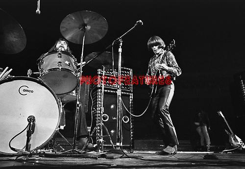 Creedence Clearwater Revival 1970 Albert Hall John Fogerty