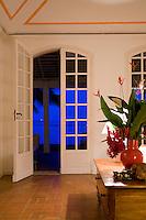 Private home in Parati Brazil.