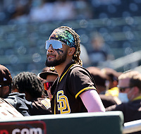 Fernando Tatis Jr - San Diego Padres 2021 spring training (Bill Mitchell)