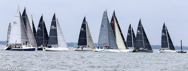 The impressive 12-boat fleet Cruisers Zero fleet