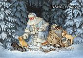 Liz,CHRISTMAS SANTA, SNOWMAN, WEIHNACHTSMÄNNER, SCHNEEMÄNNER, PAPÁ NOEL, MUÑECOS DE NIEVE, paintings+++++,USHCLD0024,#x#