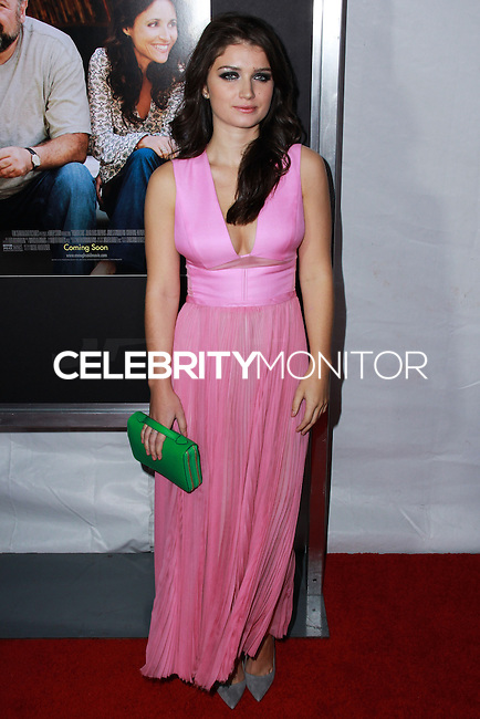 """NEW YORK, NY - SEPTEMBER 16: Eve Hewson arrives at the """"Enough Said"""" New York Screening held at Paris Theater on September 16, 2013 in New York City. (Photo by Jeffery Duran/Celebrity Monitor)"""