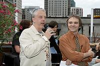 July 2006 -  Erik Canuel at Fantasia 2006