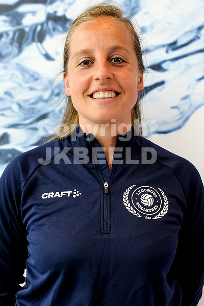 LEEK - Volleybal, Presentatie Lycurgus , seizoen 2021-2022, 01-09-2021 , Malous Alferink fysio