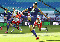 16th May 2020, Red Bull Arena, Leipzig, Germany; Bundesliga football, Leipzig versus FC Freiburg; Christian Guenter SCF in action as he controls a high ball