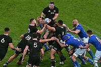 Roma 24-11-2018  Stadio Olimpico,<br /> Rugby Cattolica Test Match 2018<br /> Italia vs Nuova Zelanda / Italy vs New Zeland <br /> Photo Andrea Staccioli / Insidefoto