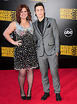 Kelly Clarkson & Kris Allen at The 2009 American Music Awards held at The Nokia Theatre L.A. Live in Los Angeles, California on November 22,2009                                                                   Copyright 2009 DVS / RockinExposures