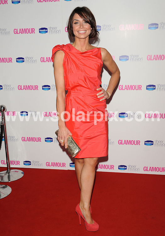 **ALL ROUND EXCLUSIVE PICTURES FROM SOLARPIX.COM**.**WORLDWIDE SYNDICATION RIGHTS**.Inside arrivals at the Glamour Women of the Year Awards 2010.  Held in Berkley Square, London, on Tuesday June 08, 2010...This pic:     Christine Bleakley.JOB REF:    11427       SSD     DATE:08.06.2010.**MUST CREDIT SOLARPIX.COM OR DOUBLE FEE WILL BE CHARGED**.**MUST AGREE FEE BEFORE ONLINE USAGE**.**CALL US ON: +34 952 811 768 or LOW RATE FROM UK 0844 617 7637**