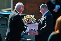 2014 03 11 Funeral for Eliza Mae Mullane, killed by family dog