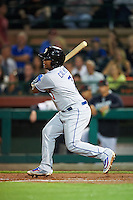 Glendale Desert Dogs Willie Calhoun (7), of the Los Angeles Dodgers organization, during a game against the Scottsdale Scorpions on October 14, 2016 at Scottsdale Stadium in Scottsdale, Arizona.  Scottsdale defeated Glendale 8-7.  (Mike Janes/Four Seam Images)